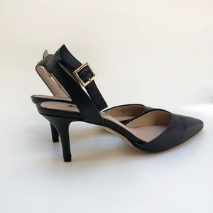 Louise Et Cie Ankle Strap Pointed Heels Size 5